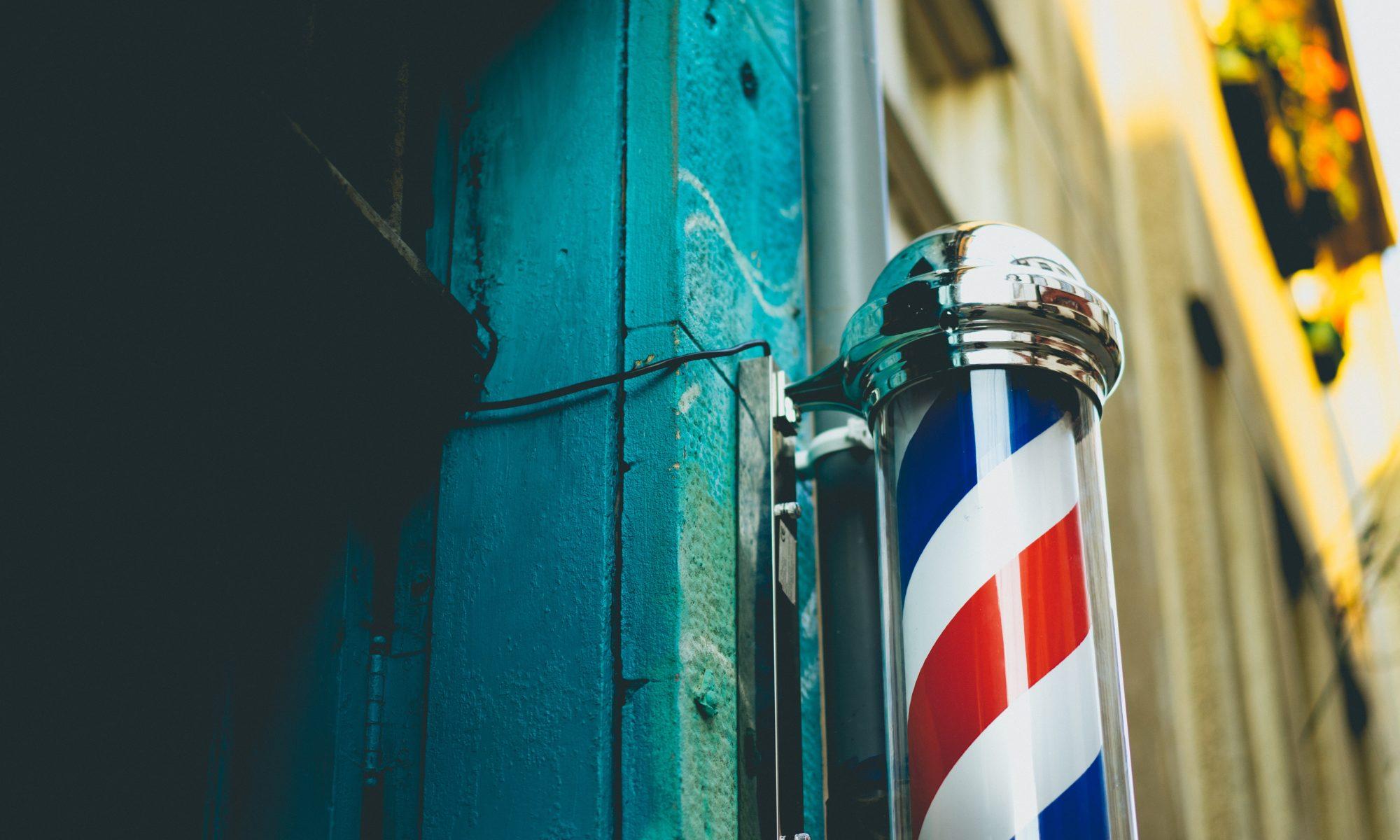 Google My Business barbershop